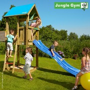 Leikkitorni Jungle Gym® Castle