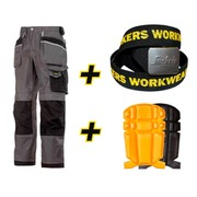 WorkPack Snickers 2015