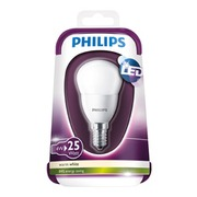Mainoslamppu LED Philips 4 W E14 P45 himmeä