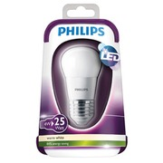 Mainoslamppu LED Philips 4 W E27 P45 himmeä