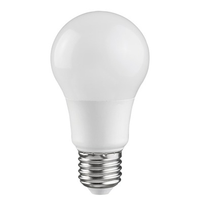 LED-lamppu Domestic 9 W A60 E27 3 kpl