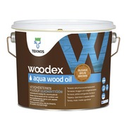 Puuöljy Woodex Aqua Wood Oil 2,7 l ruskea