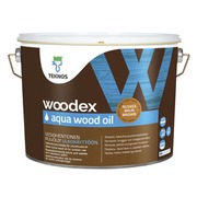 Puuöljy Woodex Aqua Wood Oil 9 l ruskea