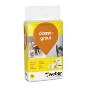 Saumalaasti weber classic grout 15 kg 19 anthracite