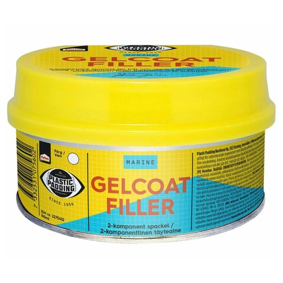 Gelcoat Filler Plastic Padding 460 ml