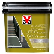 Lattiamaali V33 750 ml Tarmac