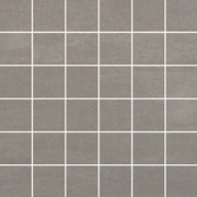 Lattialaatta Unit Four 5x5 cm medium grey R10/B