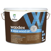 Puuöljy Woodex Aqua Wood Oil 9 l harmaa