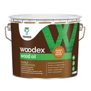 Puuöljy Woodex Wood Oil 2,7 l ruskea