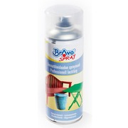 Spraylakka Bravo 400 ml RAL 9009 satiini