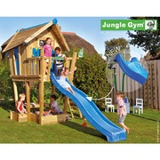 Leikkitorni Jungle Gym® Crazy Playhouse
