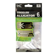 Tulppa ALLIGATOR® AF6 6 mm 8 kpl