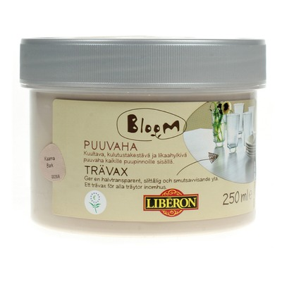 Puuvaha Liberon Bloom 250 ml kaarna