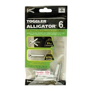 Tulppa ALLIGATOR® AF6-5S 6 mm 5 kpl