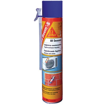 Saumavaahto Sika Boom®-S All Seasons 750ml