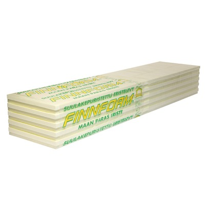 XPS-levy Finnfoam FL-300 70 mm 7,27 m²