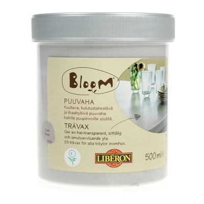 Puuvaha Liberon Bloom 500 ml tuohi
