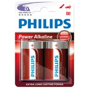 Paristo Power Alkali D 2 kpl